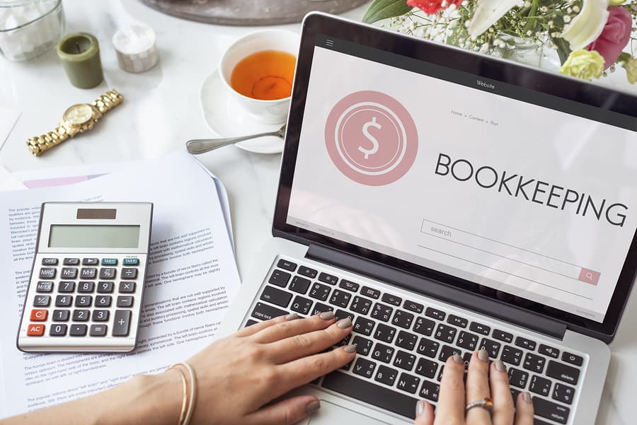 The On-Demand Online Bookkeeping Service System